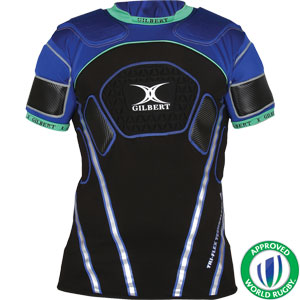 Gilbert Chieftain V2 Rugby Body Armour
