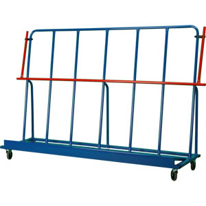 Niels Larsen Inclined Vertical Mat Trolley