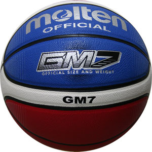 Molten GM Official Basketball