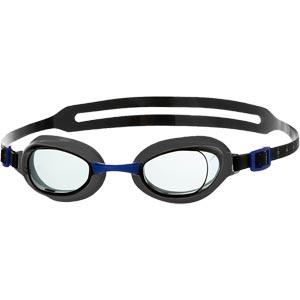 Speedo Aquapure Swimming Goggles Lead Oxide/Clear