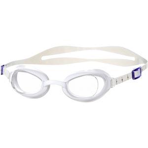 Speedo Aquapure Female Swimming Goggles White/Clear
