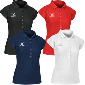 Gilbert Womens Blaze Polo