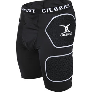 Gilbert Protective Junior Rugby Shorts