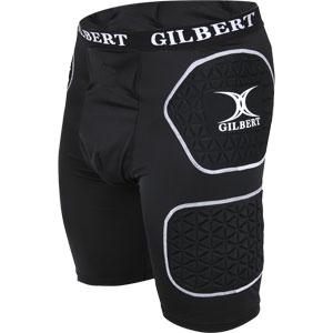 Gilbert Senior Protective Rugby Shorts