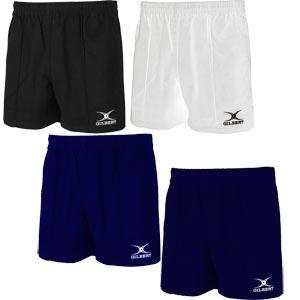 Gilbert Kiwi Pro Junior Rugby Shorts