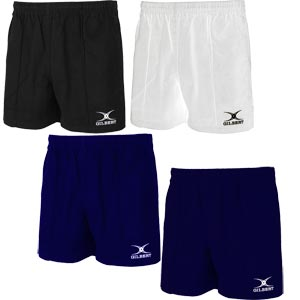 Gilbert Kiwi Pro Junior Rugby Shorts