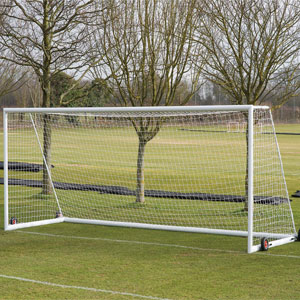 Harrod Sport 3G Weighted Football Portagoals 21ft x 7ft