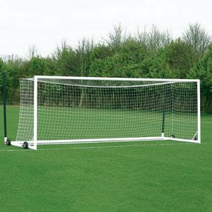Harrod UK 3G Euro Football Portagoals 24ft x 8ft