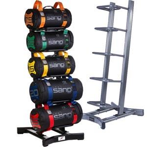 Jordan Powerbag Rack