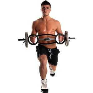 Fitness Mad Universal 10kg Barbell