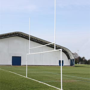Harrod Sport Combination Steel Football Rugby Posts