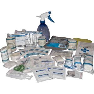 Koolpak Bum Bag Sports First Aid Kit Refill