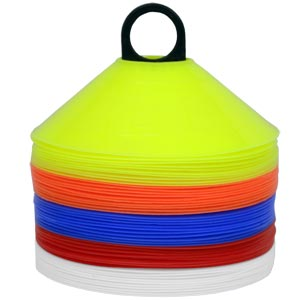 Ziland Sports Marker Cone 50 Set