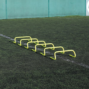 Ziland Speed Agility Training Hurdle 6 Pack