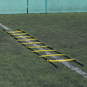 Ziland Agility Flat Rung Speed Ladder
