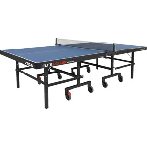 Stiga Elite Roller Advance Table Tennis Table