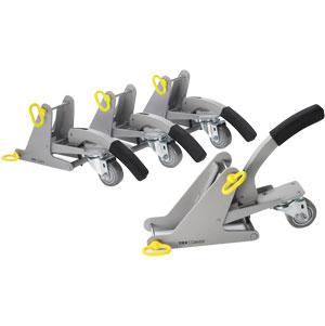 TRX Suspension Frame TTZ Casters