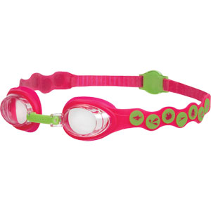 Speedo Sea Squad Swimming Goggles Passion Pink/Hydro Green
