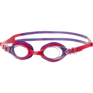 Speedo Skoogle Junior Swimming Goggles Pink/Purple