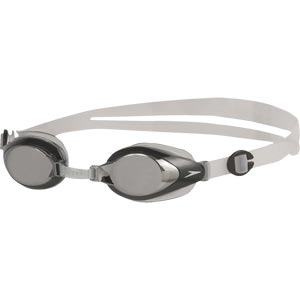 Speedo Junior Mariner Mirror Swimming Goggles Silver/Clear