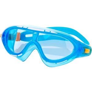 Speedo Junior Rift Swimming Mask Blue/Yellow