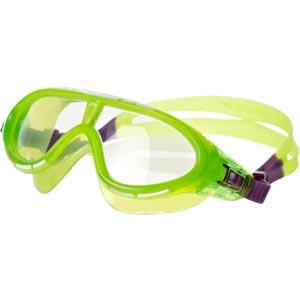 Speedo Junior Rift Swimming Mask Green/Purple