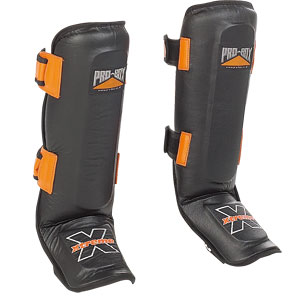 Pro Box Xtreme Shin n Step Leg Guards
