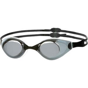 Speedo Aquapulse Mirror Swimming Goggles Black/Smoke