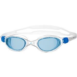 Speedo Futura Plus Swimming Goggles Clear/Blue