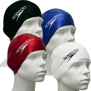Speedo Junior Flat Silicone Swimming Cap