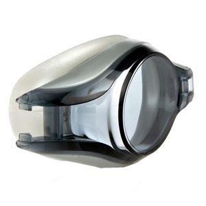 Speedo Pulse Optical Prescription Lens Silver/Smoke
