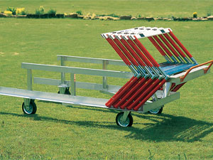 Harrod UK Hurdle Trolley