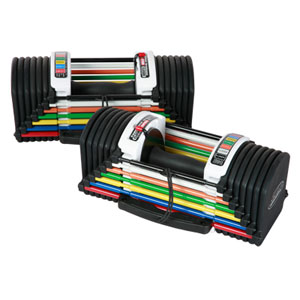 PowerBlock U70 Stage 1 Dumbbells