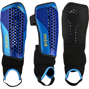 Mitre Aircell Carbon Shin Guards