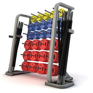Jordan Studio 30 Barbell Rack