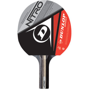 Dunlop Nitro Power Table Tennis Bat
