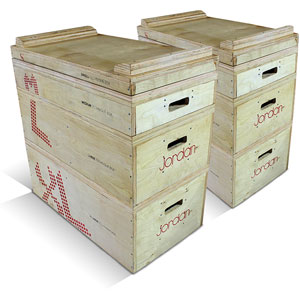 Jordan Technique Box
