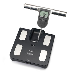 Omron BF508 Scales with Body Fat Monitor