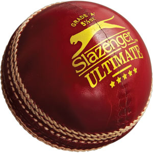 Slazenger Ultimate Match Cricket Ball