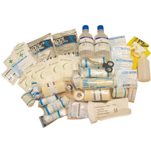 Koolpak FA Recommended First Aid Kit Refill