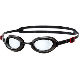 Speedo Aquapure Optical Prescription Swimming Goggles Grey Oxide/Smoke