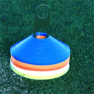 Ziland Sports Marker Cone 25 Set