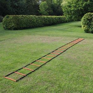 ATREQ Agility Round Rung Ladder 8 Metre
