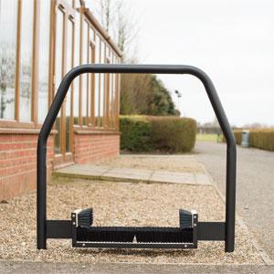 Harrod UK Premier Socketed Boot Wiper