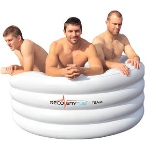 Team Inflatable Ice Bath