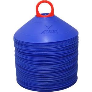 ATREQ Marking Cones 50 Set Blue
