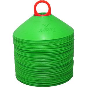 ATREQ Marking Cones 50 Set Green