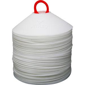 ATREQ Marking Cones 50 Set White