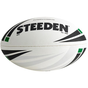 Steeden International Match Rugby Ball