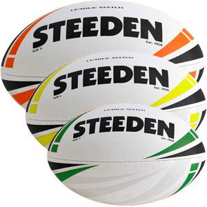 Steeden League Match Rugby Ball